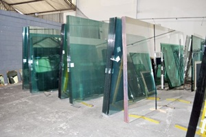 vidraçaria casa verde